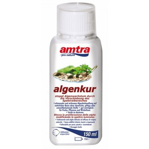 Amtra Algenkur 150 ml Antialghe per Acquario