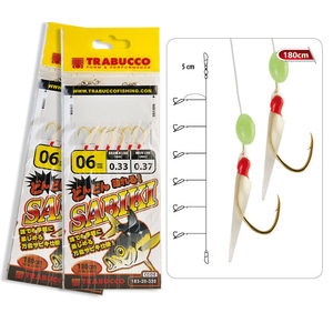 TRABUCCO SABIKI 183-20-350 SIZE 12 - Branch O.23mm /Main 0.28mm