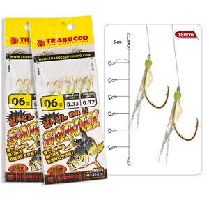 TRABUCCO SABIKI 183-20-150 SIZE 12 - Branch O.23mm /Main 0.28mm