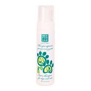 MenForSan - Shampoo in Schiuma con Aloe Vera