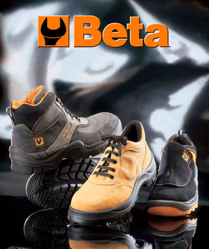 Scarpe antinfortunistiche beta