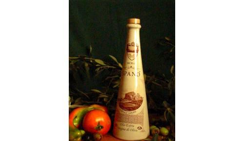 Olio Extra vergine di oliva - Bottiglia in ceramica da collezione da 500 ml