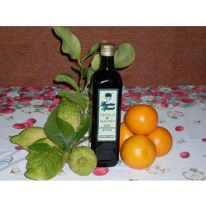 Olio Extra vergine di oliva Fresco di macina - Bottiglia da 0,75 cl