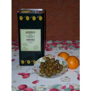 Olio Extra vergine di oliva Fresco di macina - Lattina da 5 l