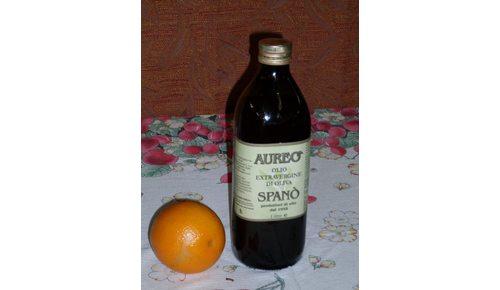 Olio Extra vergine di oliva Aureo - Bottiglia da 1 l