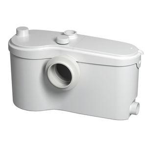 SANIBEST PRO - SFA POMPA TRITURATRICE PER WC+LAVABO+BIDET+DOCCIA (1100 W)