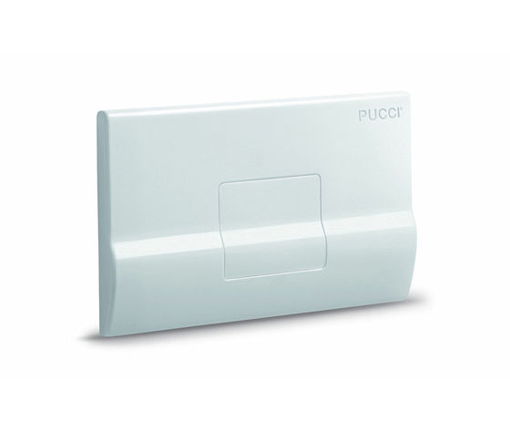 0610 placca bianca cm 28x18 completa di telaio per cassetta mod sara pucci bagno idraulica shop - Pucci bagno ricambi ...