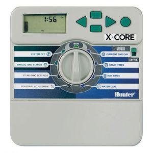 """XC 801 I-E PROGRAMMATORE HUNTER """"X-CORE"""" per 8 ZONE"""