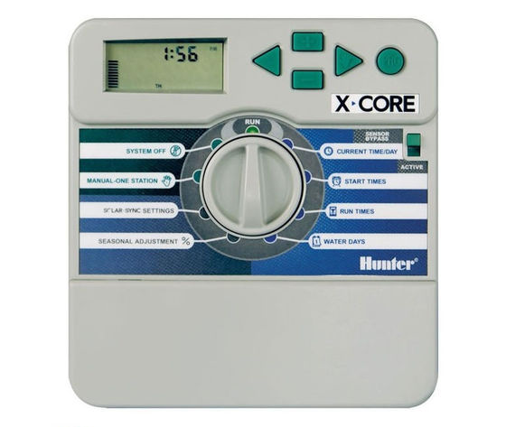 "XC 601 I-E PROGRAMMATORE HUNTER ""X-CORE"" per 6 ZONE"