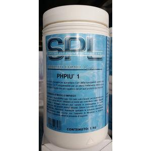 PHPIU 1 CORRETTORE GRANULARE PER AUMENTARE IL PH confezione da kg 1