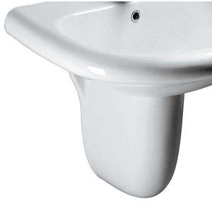 SEMICOLONNA Ideal Standard TESI CLASSIC colore BIANCO EUROPEO