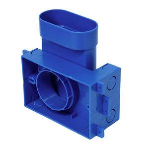 CONTROPRESA INCASSO IN PVC mod. APTA R/C