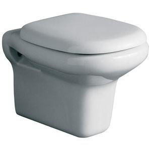 WC SOSPESO TESI CLASSIC Ideal Standard colore BIANCO GHIACCIO senza  SEDILE