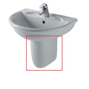 SEMICOLONNA Ideal Standard ESEDRA CLASSIC colore BIANCO EUROPEO