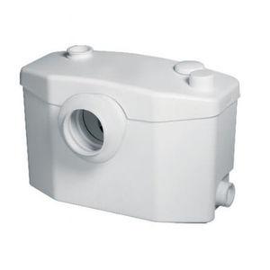 SANITOP UP TRITURATORE per WC + LAVABO