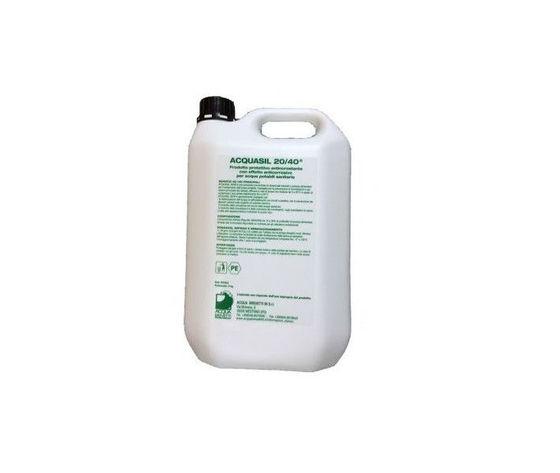 Liquido Acquabrevetti ACQUASIL 20/40® in tanica da kg 5 per pompe dosatrici MiniDos e BravaDos