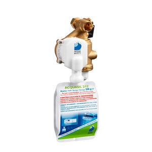 """Pompa dosatrice con filtro Acquabrevetti MiniDUE FILTRO PM006 con attacco da 1/2"""" F"""