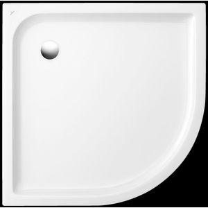 PIATTO DOCCIA CURVO (r.550) Villeroy & Boch mod. O.NOVO PLUS cm 100X100 h 6 cm Bianco