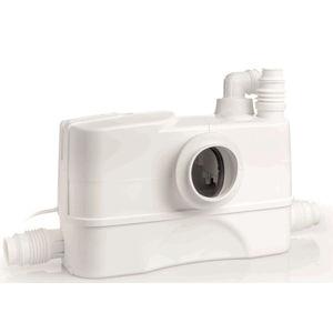 Trituratore Dab GENIX 130 per WC + 3 altre utenze (es. lavabo, bidet, doccia)