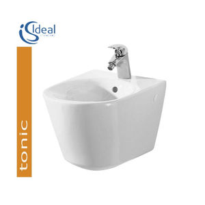 BIDET SOSPESO MONOFORO TONIC IDEAL STANDARD B.CO EUROPEO