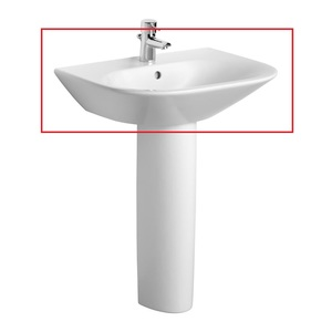 LAVABO CM 60 TONIC IDEAL STANDARD BIANCO EUROPEO
