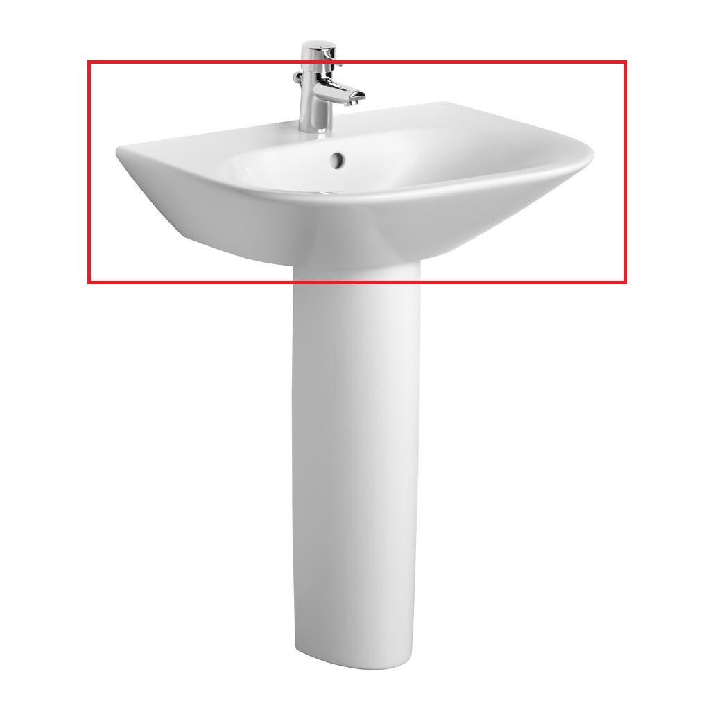 Lavabo Cm 70 Tonic Ideal Standard Bianco Europeo Bagno Idraulica