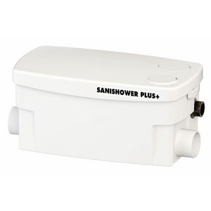 SANISHOWER plus+  SFA POMPA PER ACQUE CHIARE, DOCCIA, LAVABO, BIDET
