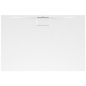 PIATTO DOCCIA Villeroy & Boch mod.  140X80 ARCHITECTURA METALRIM sp. 48mm