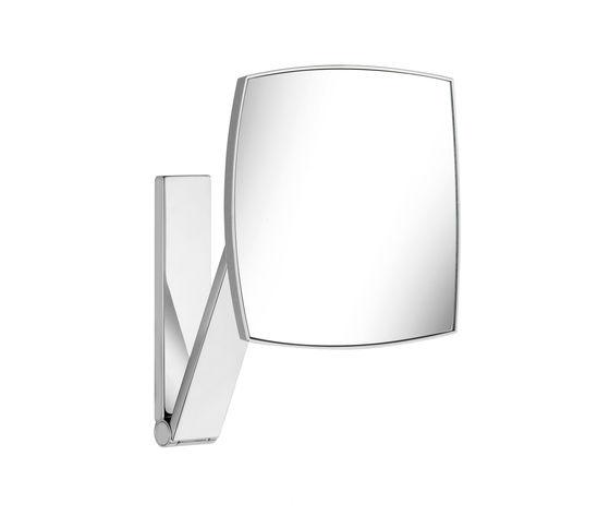 Specchio ingranditore quadrato modello a parete bagno idraulica shop - Specchio ingranditore bagno ...