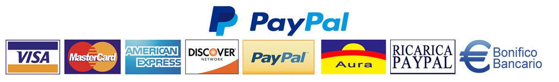 Striscia pagamenti web