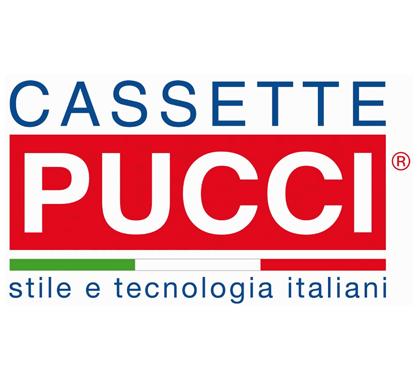 Logo cassette pucci