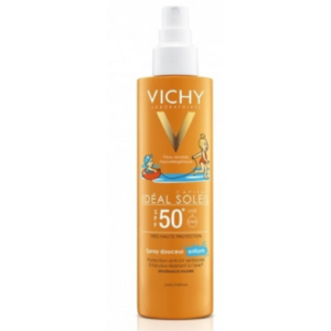 VICHY IDEAL SOLEIL SPRAY BAMBINO SPF50+ 200ML