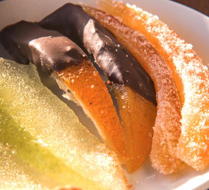 Frutta candita copia