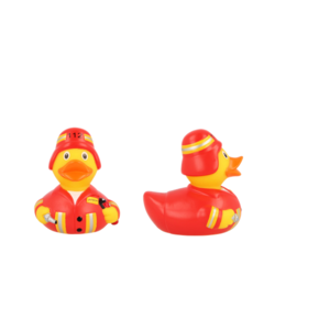 lilalu anatre firefighter duck