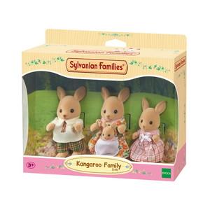 sylvanian families famiglia canguri