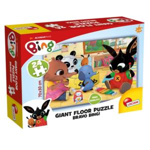 puzzle bing giant floor 24 andiamo bing lisciani