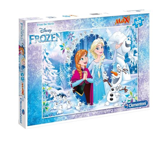 Frozen 100