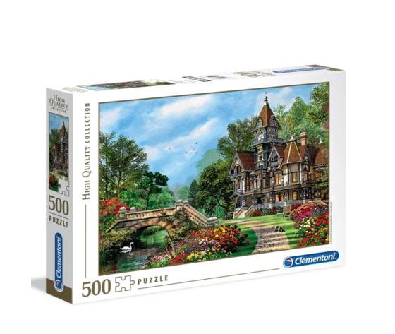 Cottage 500