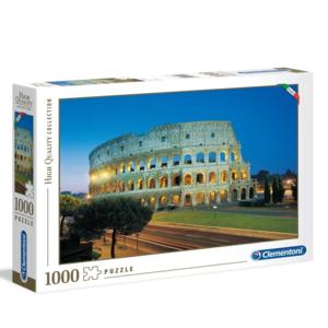 clementoni puzzle roma - colosseo