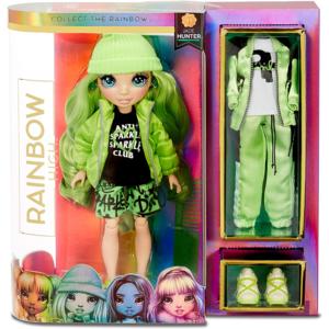 rainbow high collect fashion jade hunter