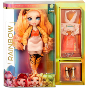 rainbow high collect fashion poppy rowan
