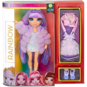 rainbow high collect fashion violet willow