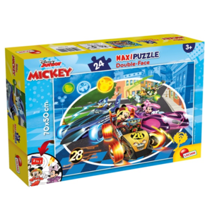 lisciani puzzle mickey mouse 24 pz