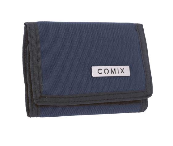 64852bl portafoglio blu comix f