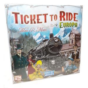 asmodee ticket to ride europa