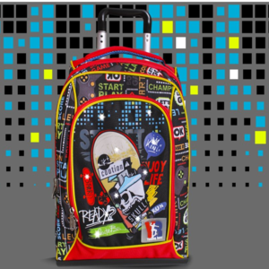 poolover trolley scuola skate