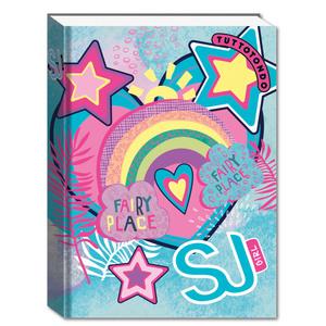 diario scolastico seven sj gang girl-3