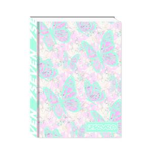 diario scolastico seven standard paper covers-4 girl