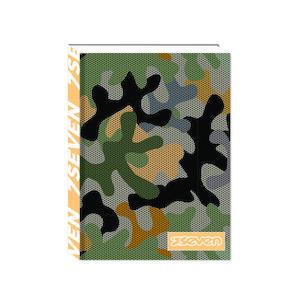 diario scolastico seven standard paper covers-6 boy