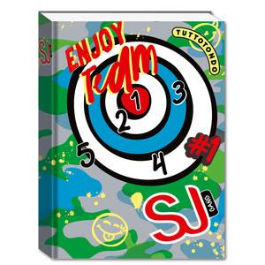 diario scolastico seven sj gang boy-7